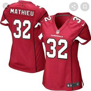 NFL Tyrann Mathieu Cardinals game jersey NWT